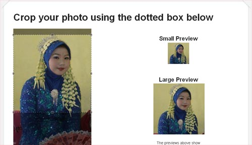 Crop Potong Photo - Mariam Blog