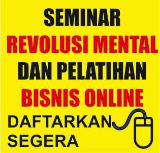 Seminar Revolusi Mental