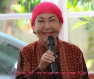 Herlina Kasim Pending Emas Soekarno
